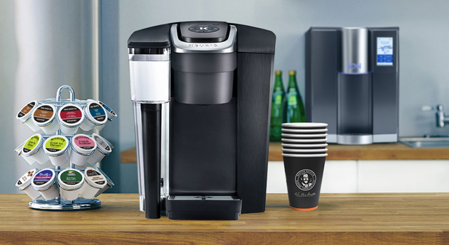 Small Office Coffee Solution Van Houtte Coffee Services