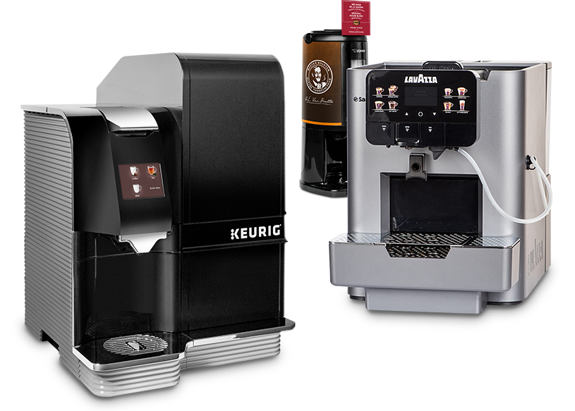 coffee equipment for every business vh coffee services